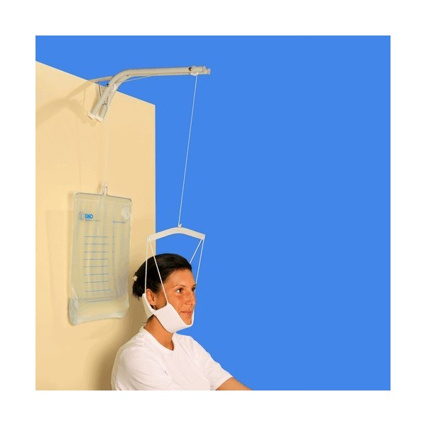 TRACCION CERVICAL PUERTA-PARED  Ref. TRA900