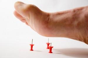 Dolor articular dedos pies